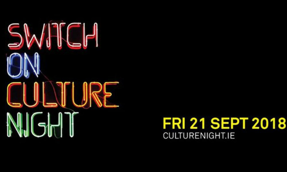 Culture Night Galway Events 2018 - Hotel in Galway City Centre
