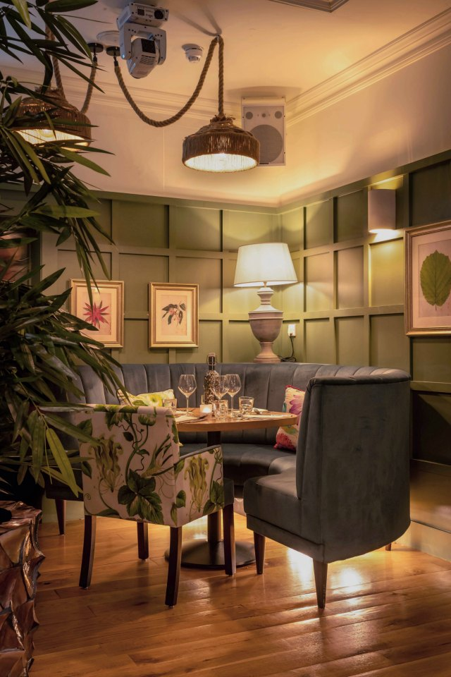 Casual Restaurants in Galway at Forster Court Hotel Galway
