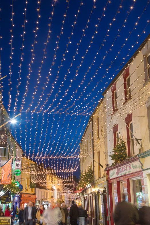 Christmas Shopping Breaks in Galway