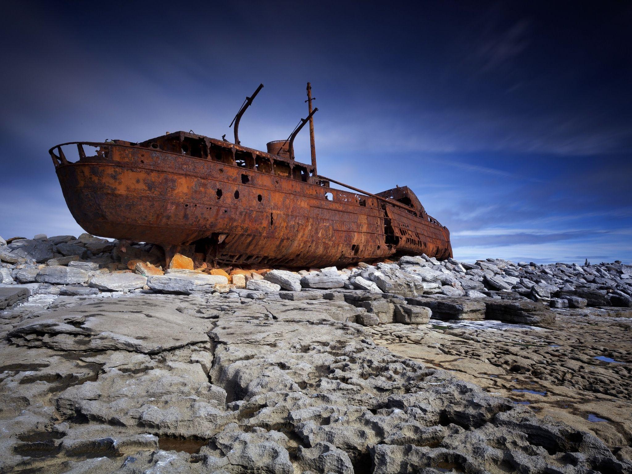 MV Plassey Shipwreck