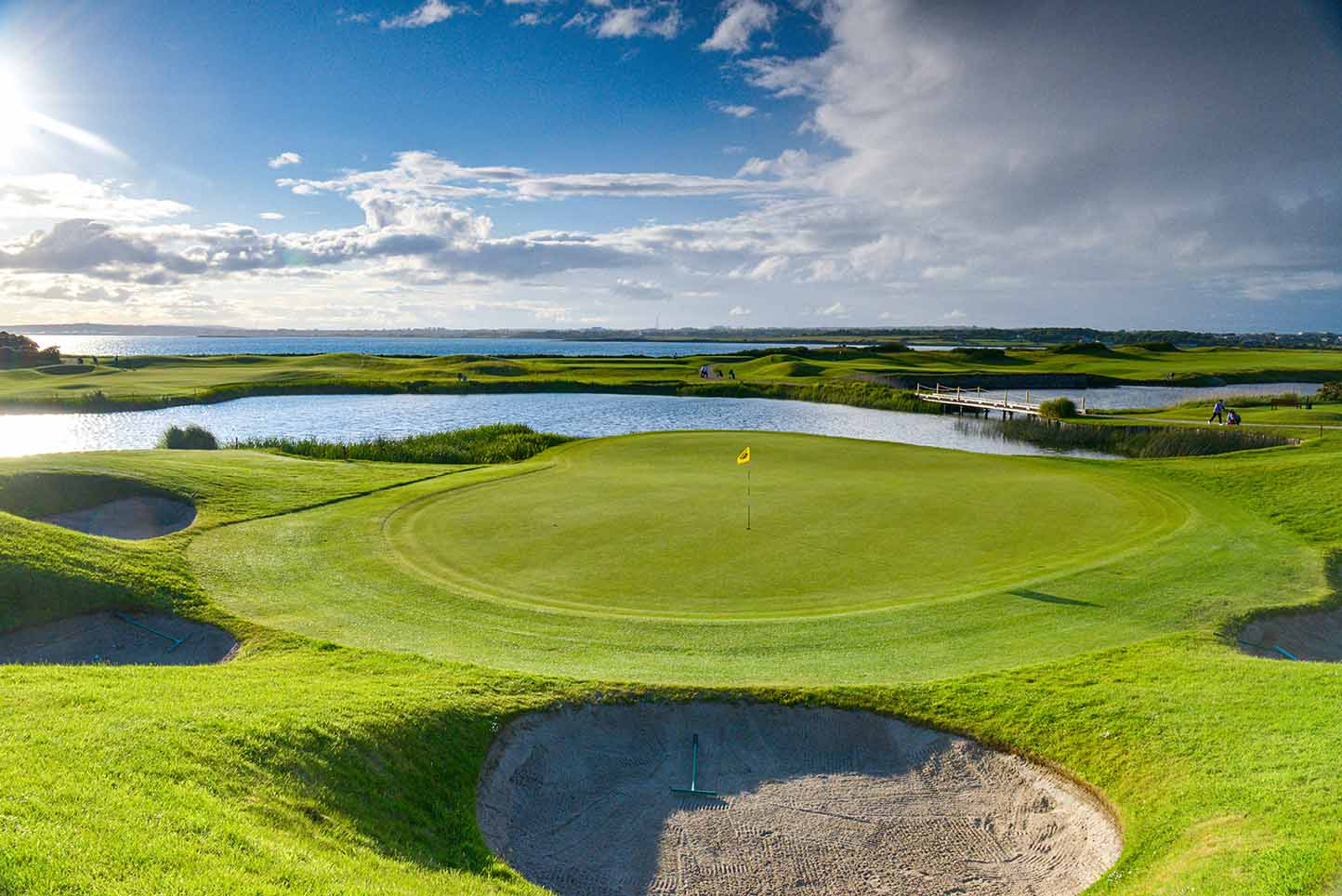 Galway Bay Golf resort golf Course